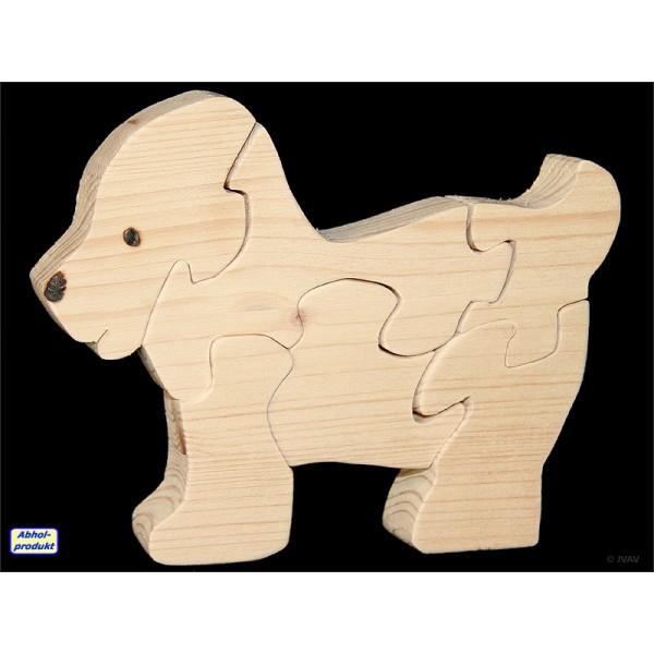 Hundepuzzle Abholprodukt