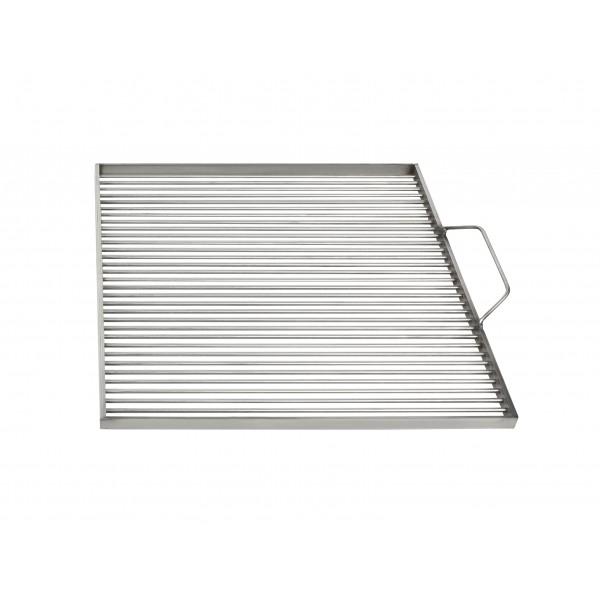 Grillrost 1/2 (50x40cm) für Grillgerät Saline
