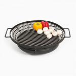 Grilleinsatz mit VA-Rost zu Feuerkorb Uelzen