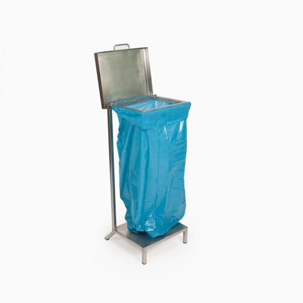 Müllsackständer Wertstoffsammler Edelstahl (einzeln)