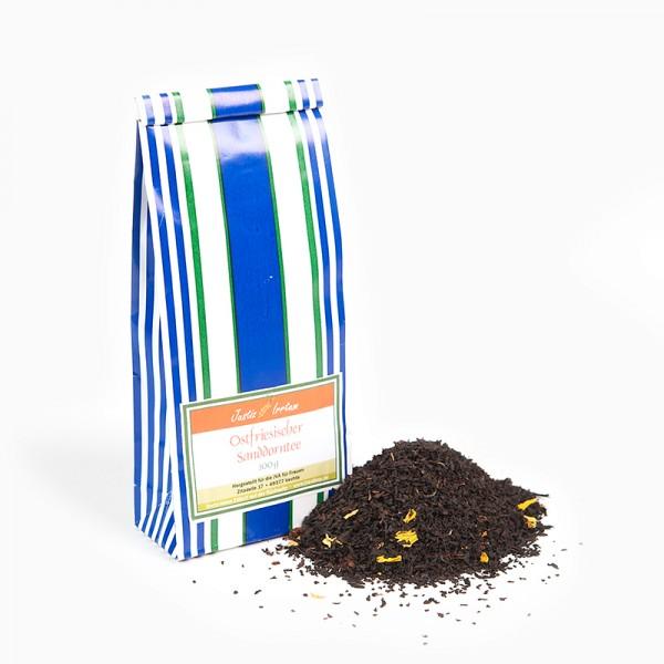 """Ostfriesischer Sanddorntee 100 g """"pur"""""""